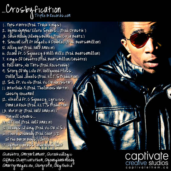 Crosbyfication back cover